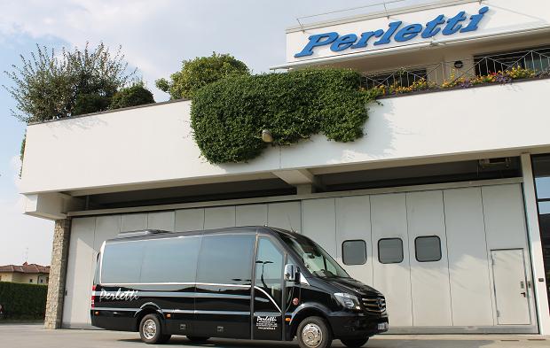 noleggio minibus Mercedes Sprinter Plus