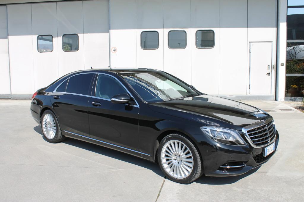Noleggio auto Mercedes-Benz Classe S