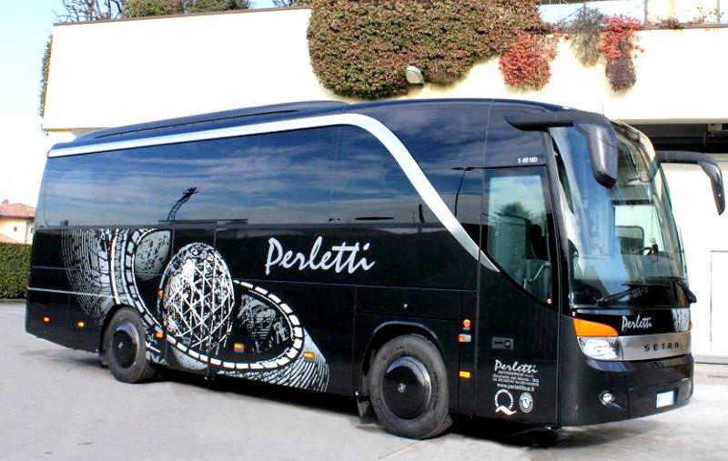 noleggio bus Setra 411
