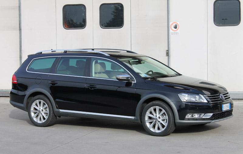 noleggio auto Volkswagen Passat Alltrack